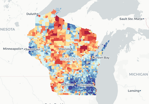 Innovative Neighborhood Map Helps Guide Public Health Decision